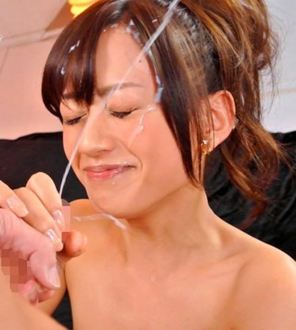 手コキ射精の画像-76