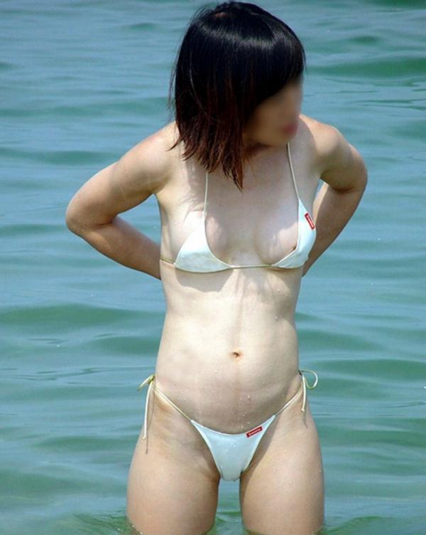チラ胸のエロ画像-28