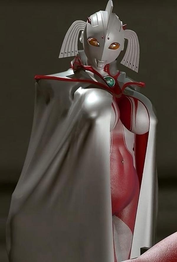 ウルトラの母のエロ画像-3