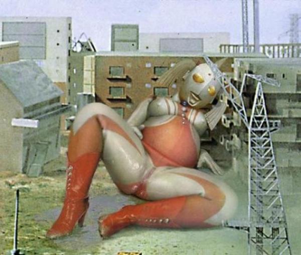 ウルトラの母のエロ画像-26