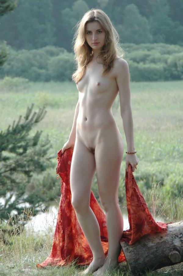 薄いマン毛のエロ画像-25
