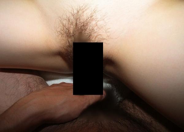薄いマン毛のエロ画像-49
