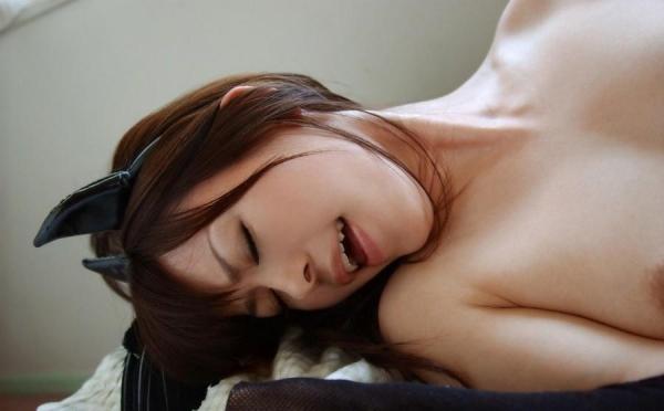 人妻のイキ顔画像-34