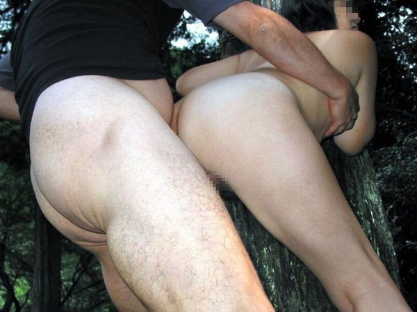 野外でのセックス画像-6