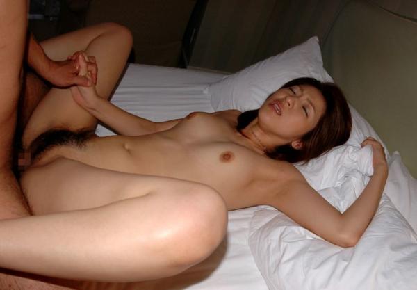 熟女妻・夜の営み画像-125