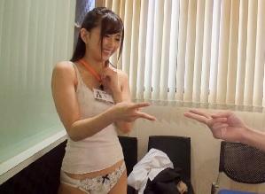 本橋由香 SODの美人女子社員といきなり野球拳