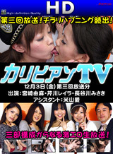 カリビアンTV 第3回 2010年12月3日放送分
