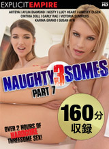 Naughty 3 Somes Part 07