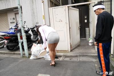 夢実あくび 19-03-13 朝ゴミ 012