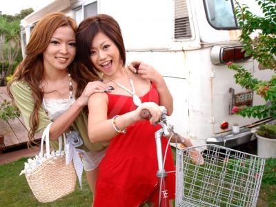 大山美名子 木下智子 08-06-28 モデルコレクション34 007