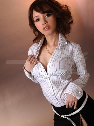 愛嶋リーナ 08-08-09 モデルコレクション37 007