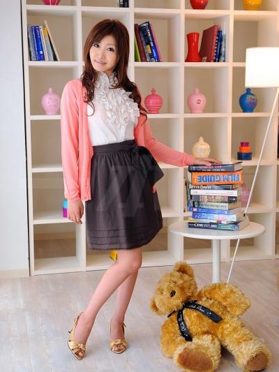 朝比奈るい 10-02-05 モデルコレクション85 002