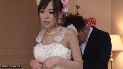 山手栞 14-06-27 モデルコレクション ウェディング 016
