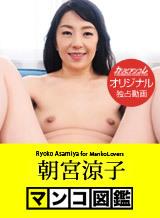 マンコ図鑑 朝宮涼子