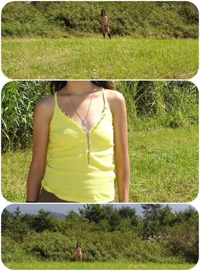 0006 人妻アヤメの野外写真集0254表
