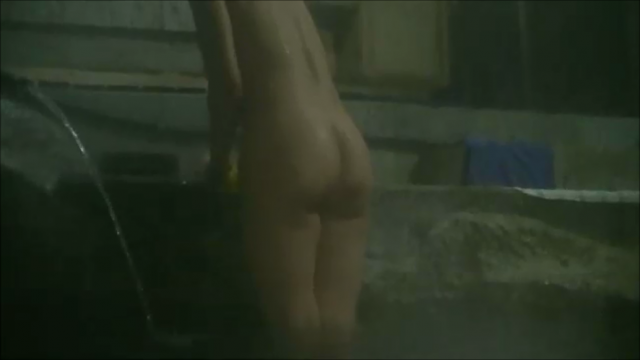 未明の共同浴場02栃木入浴
