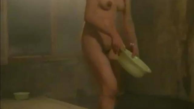 未明の共同浴場04福島入浴
