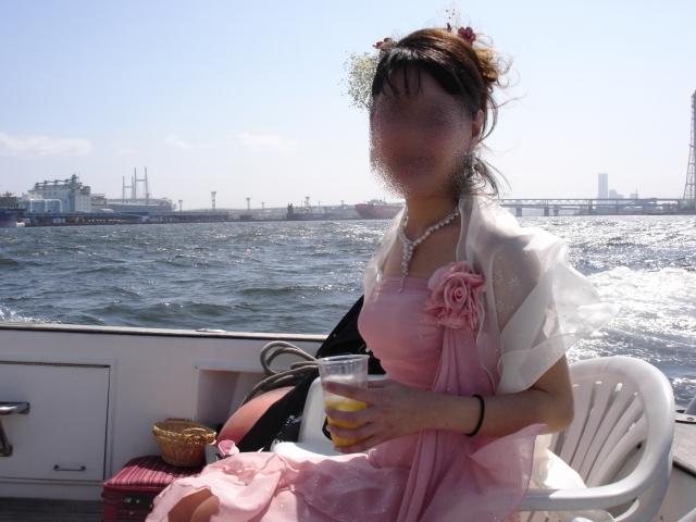 結婚披露したドレス第01回02表