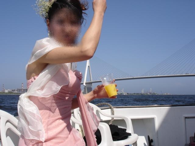 結婚披露したドレス第01回04表
