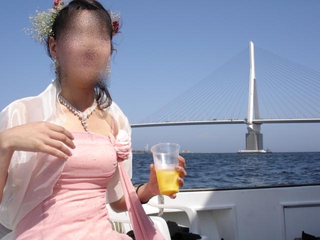 結婚披露したドレス第01回06表