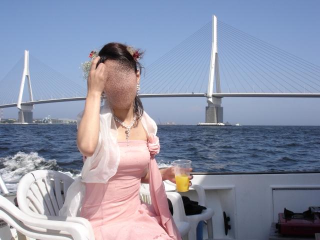 結婚披露したドレス 第2回03