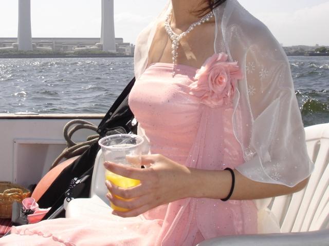 結婚披露したドレス第04回01表横