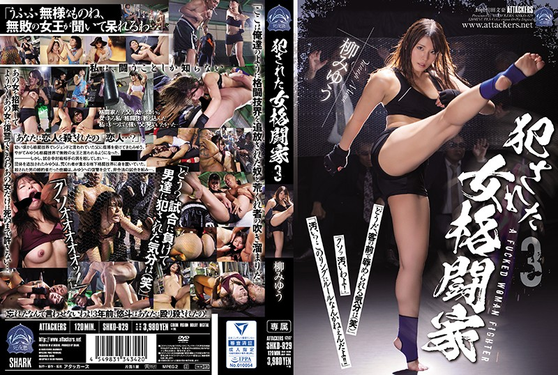 柳みゆう 犯された女格闘家3