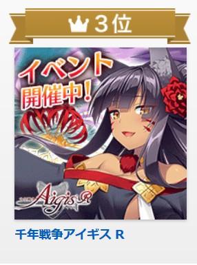 千年戦争アイギス R オンラインゲーム