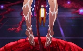 肉壺内での触手調教で誇りと理性が崩壊して完墜ちする女くノ一!