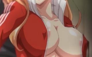 乳首ポロリ寸前のメガネ美女がま○こ開いて肉棒懇願!最後までヤってとか言われたら断る理由なんかないww