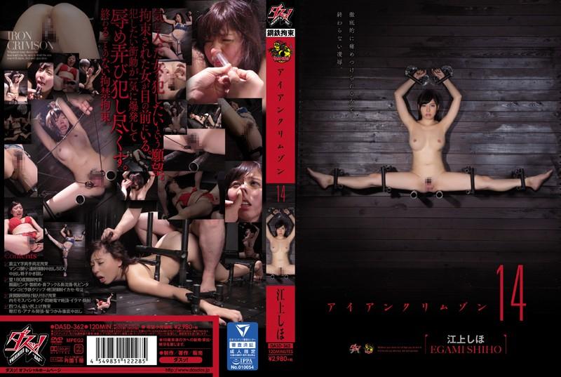 女は壁に全裸で固定され何度もザーメンを膣奥に注ぎ込まれて孕まされるSM動画。