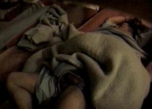 高崎のサウナで寝てるノンケのチンコを悪戯