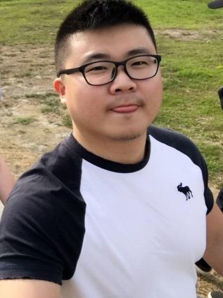 アジア系眼鏡デブ君 (1)