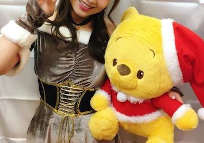 【エンタメ画像】【最新画像】アダルトmovie女優・吉沢明歩(33)のトナカイ姿がクッソエ□かわえええええええええええ