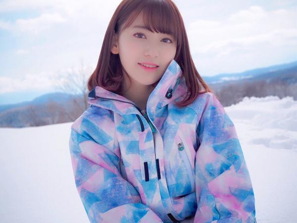 宮脇咲良のスキーウエア姿がこの世のものとは思えないほどの可愛さ!