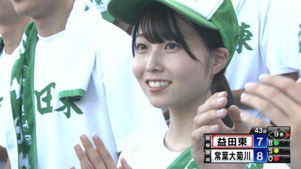 夏の甲子園で一番可愛いチア、決まる!!!!