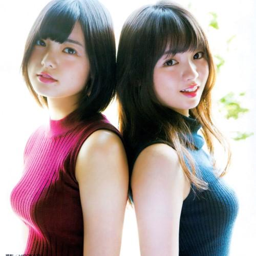 【画像】欅坂46 平手友梨奈さん、巨乳と判明!