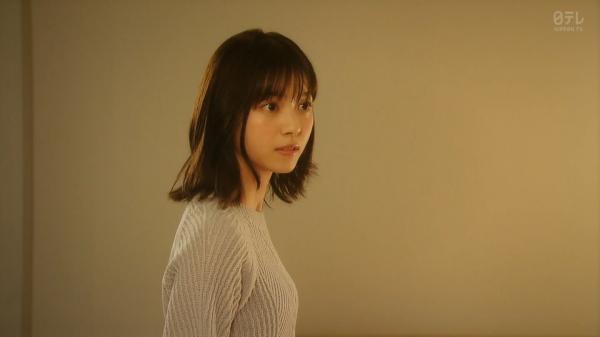 【画像】西野七瀬さん、ドラマでタイミング良く爆乳化