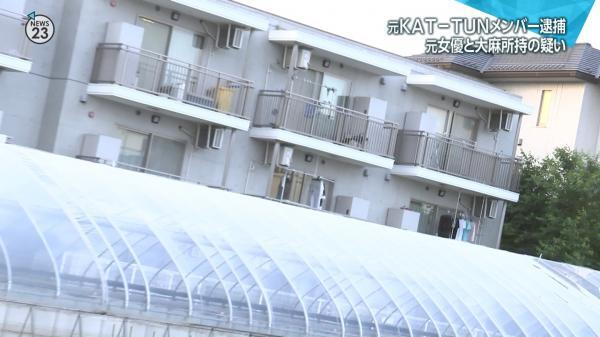 【画像】逮捕された元KAT-TUN田口の家がヤベえ