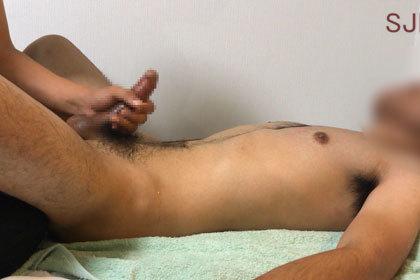 男の色気むんむんの24歳ノンケ アナル開発、電動エネマグラ挿入~FINAL編