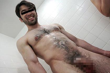 ソクハメ!!vol.286 無精髭、胸毛、筋肉、デカマラ、ハーフのケンくん28歳