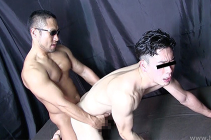 紹介しているゲイ動画のキャプチャ