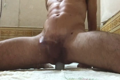 INTENSE MALE GSPOT ANAL HANDSFREE ORGASM