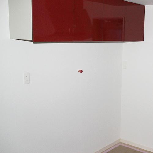 階段収納(パントリー)①