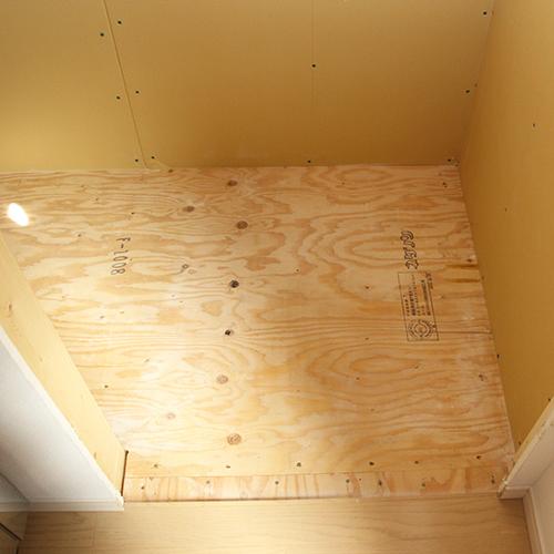 階段収納(パントリー)④
