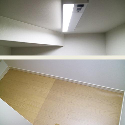 はじめてのDIY ~階段下収納②~③