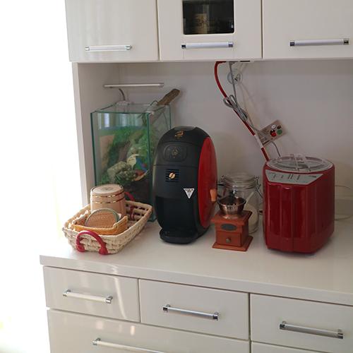 キッチンの吊り戸棚をどうするか?④