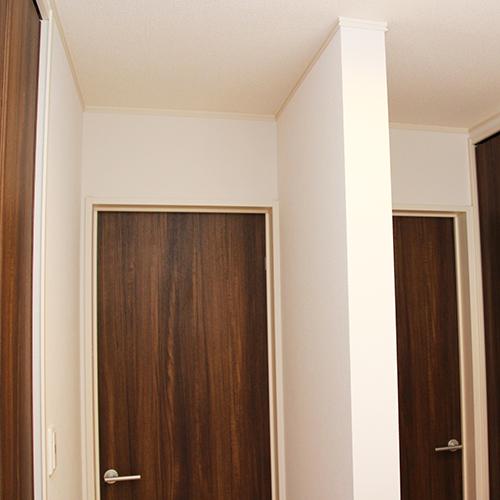 部屋の扉の位置 ~6.5畳を6畳に~③