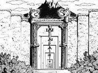 ゾルディック家の門