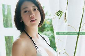 人気モデル三吉彩花(20)が透き通る白美乳でグラビア参戦!